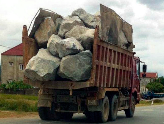 Convert Crushed Stone From Tons to m3: Online Calculator